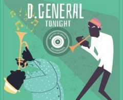 D.General - Tonight (D.General's  Percussive Remix)